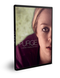 Color photo of Purge Film DVD